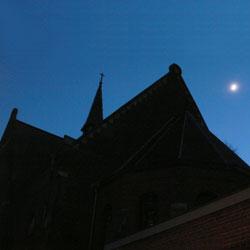 kerk nacht