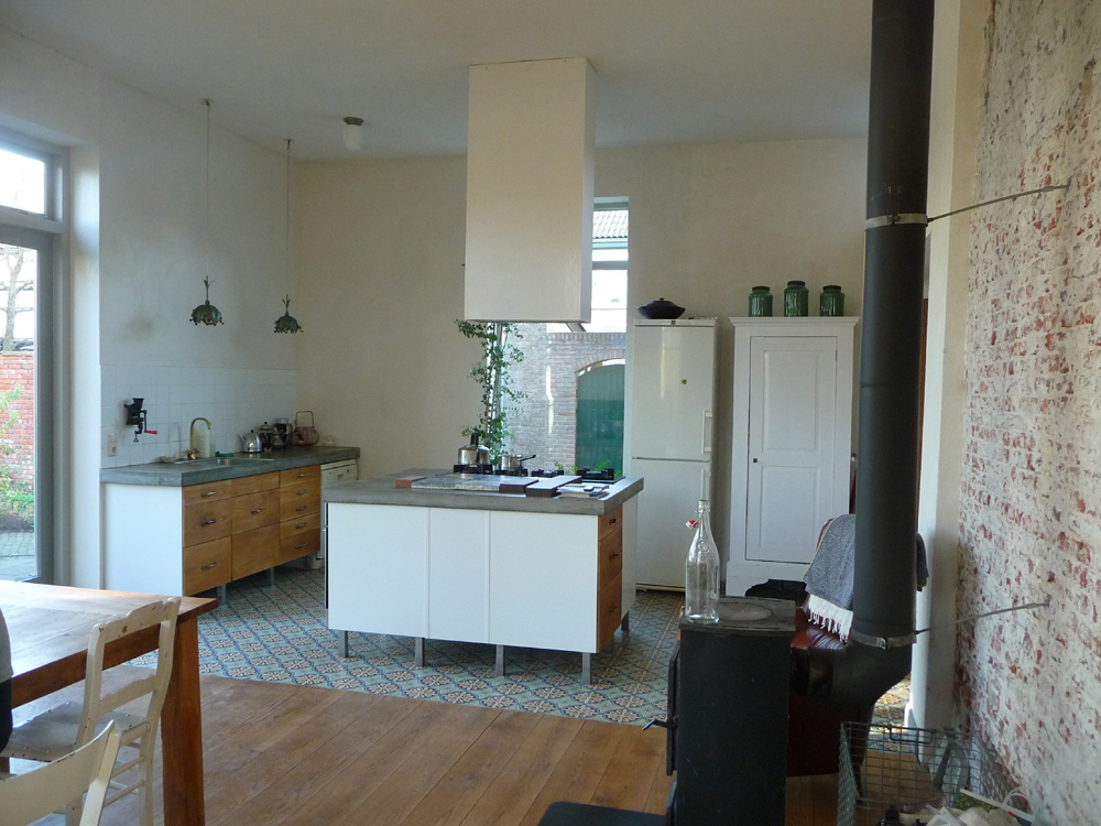 keuken (kook gedeelte)