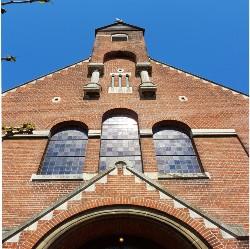 voorkant kerk