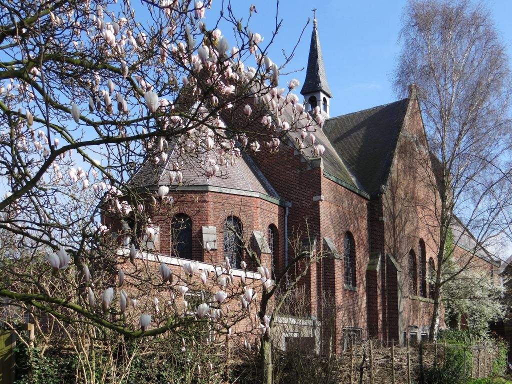 kerk zuidwest kant