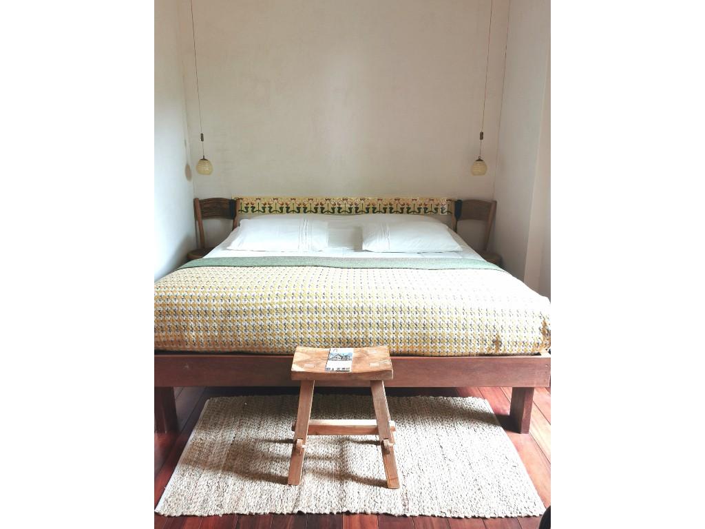 kamer 1 bed